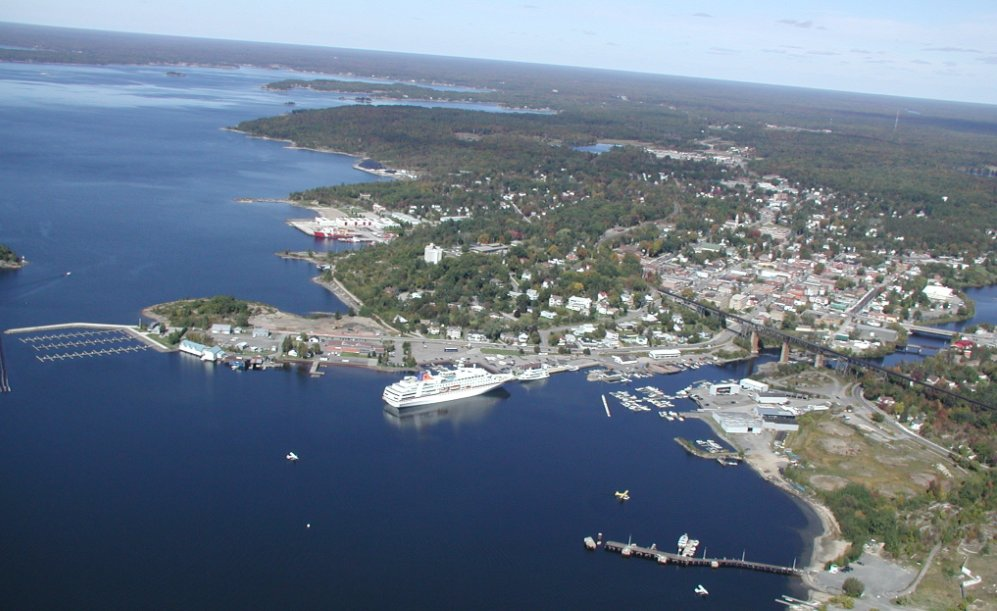 Town of Parry Sound and Harbour