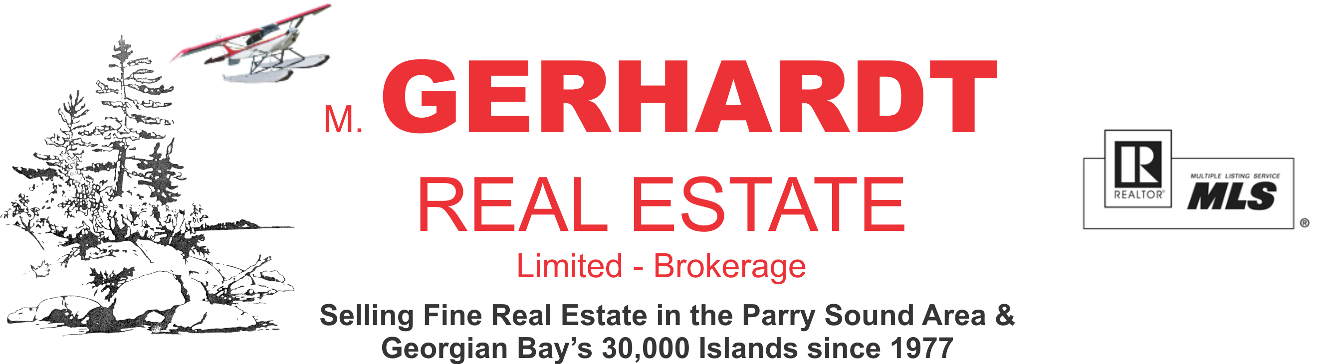 M Gerhardt Real Estate Limited Brokerage Logo